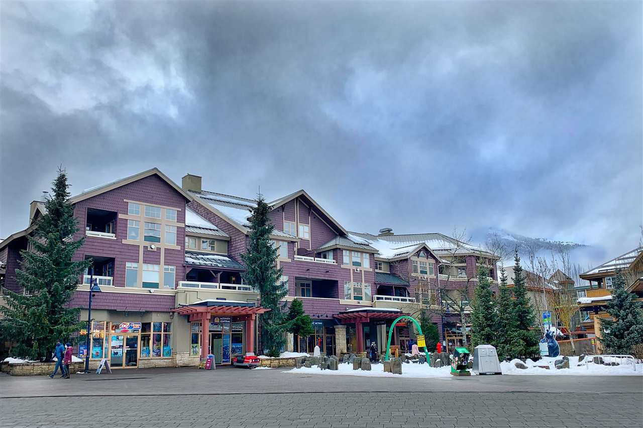 210 4338 MAIN STREET - Whistler Village Apartment/Condo for sale, 1 Bedroom (R2528000)