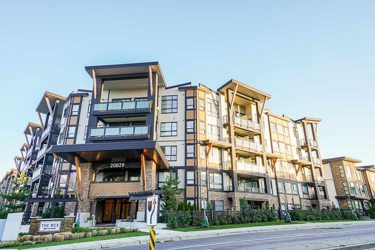 508 20829 77A AVENUE - Willoughby Heights Apartment/Condo for sale, 2 Bedrooms (R2528003)
