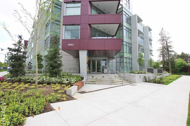 206 4963 CAMBIE STREET - Cambie Apartment/Condo for sale, 1 Bedroom (R2528060)