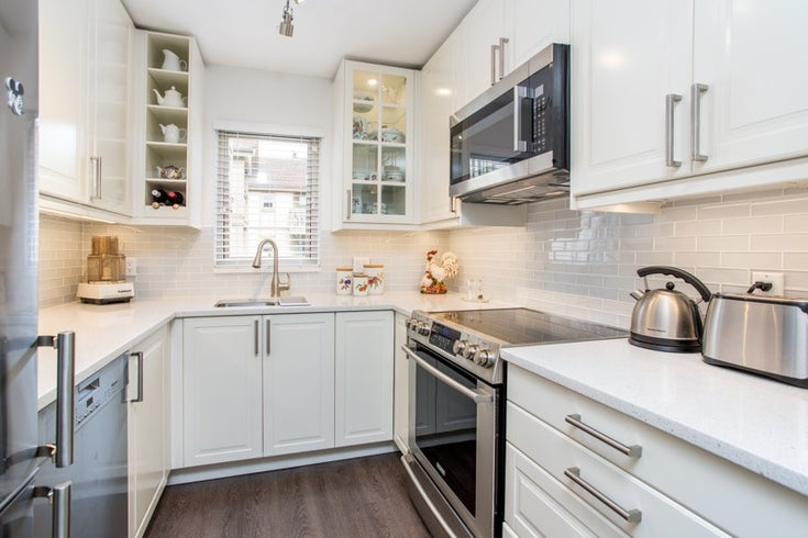 214 843 22ND STREET - Dundarave Apartment/Condo for sale, 2 Bedrooms (R2528064)