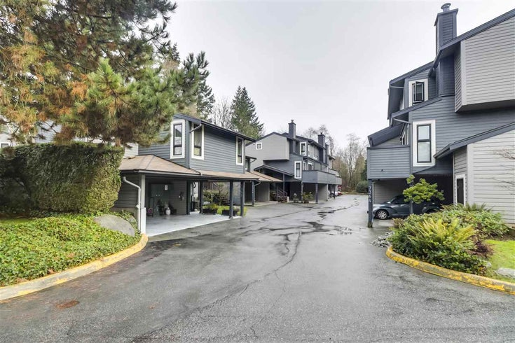 7375 PINNACLE COURT - Champlain Heights Townhouse for sale, 3 Bedrooms (R2528070)
