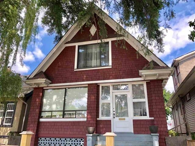 2123 E 1ST AVENUE - Grandview Woodland House/Single Family for sale, 5 Bedrooms (R2528076)