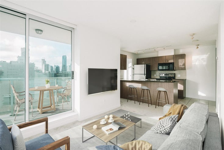 1416 610 GRANVILLE STREET - Downtown VW Apartment/Condo for sale, 1 Bedroom (R2528081)