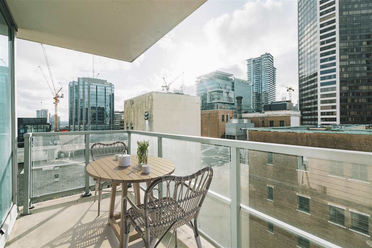 1416 610 GRANVILLE STREET - Downtown VW Apartment/Condo for sale, 1 Bedroom (R2528081) - #12