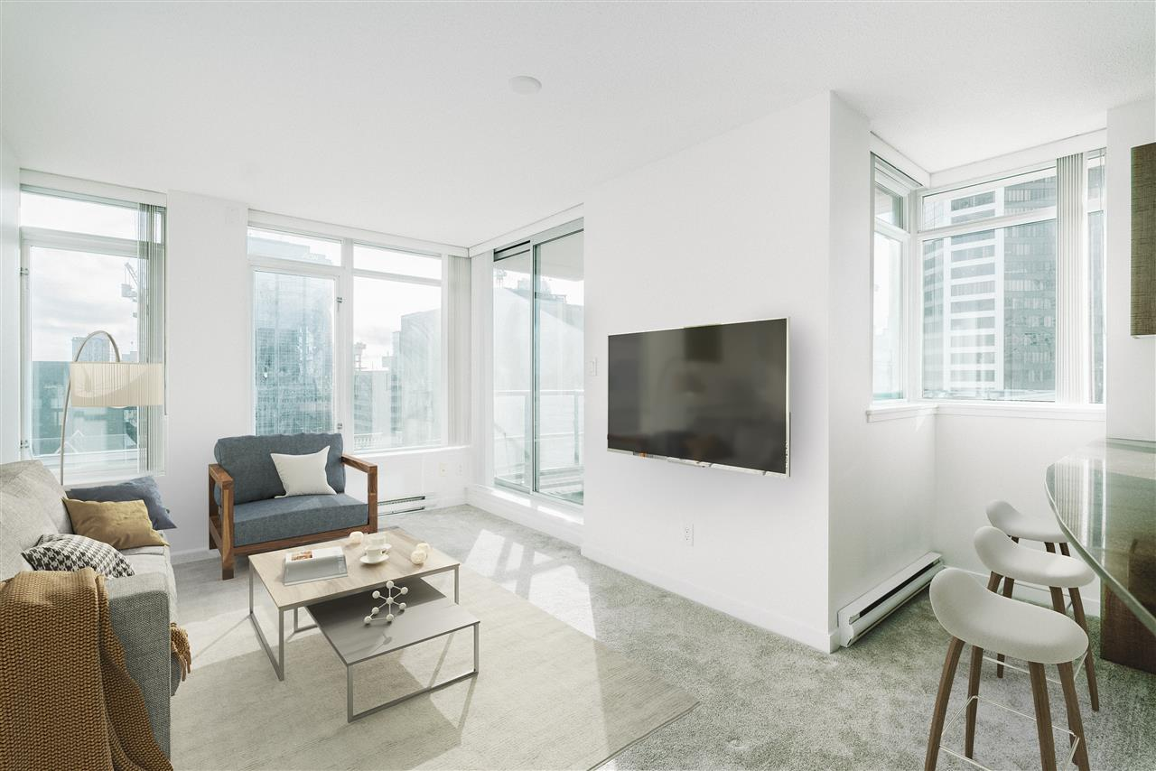 1416 610 GRANVILLE STREET - Downtown VW Apartment/Condo for sale, 1 Bedroom (R2528081) - #2