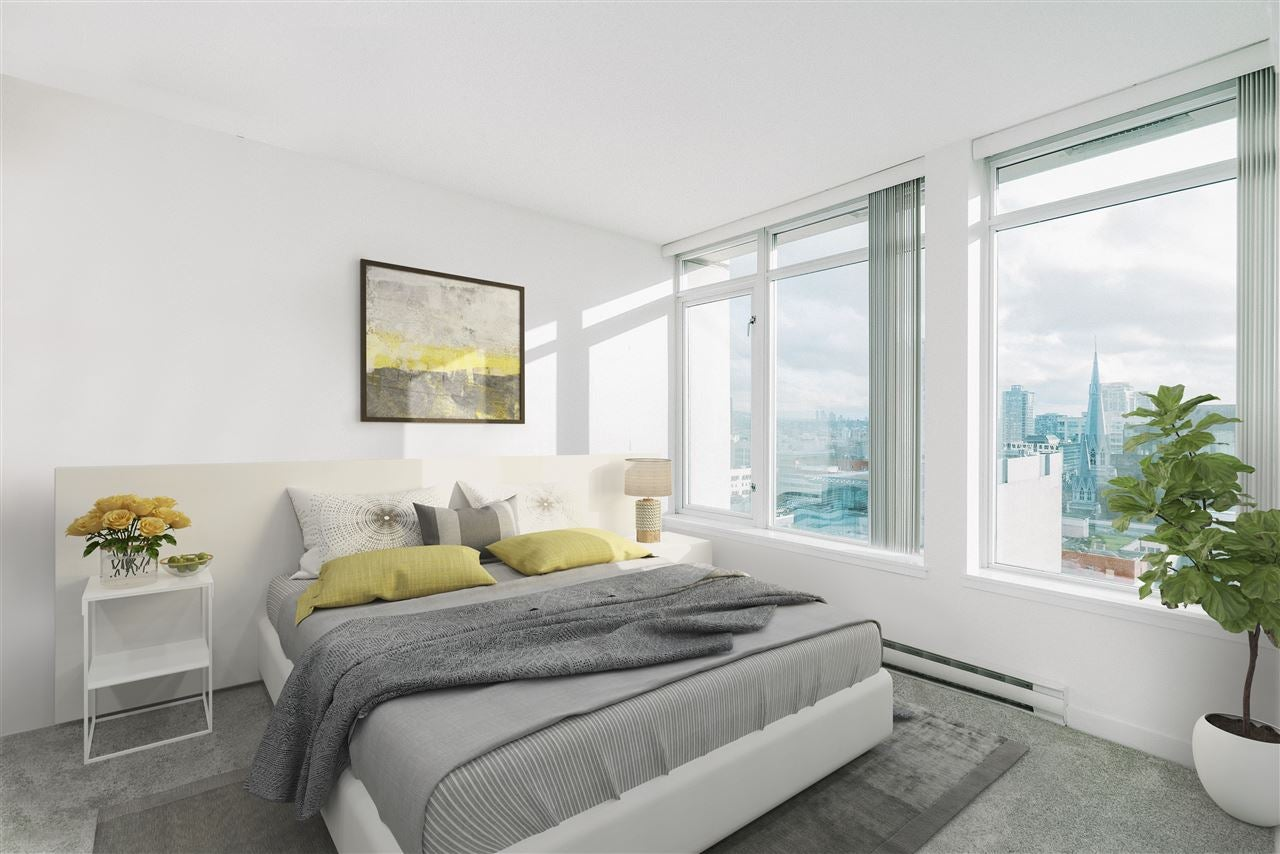 1416 610 GRANVILLE STREET - Downtown VW Apartment/Condo for sale, 1 Bedroom (R2528081) - #7