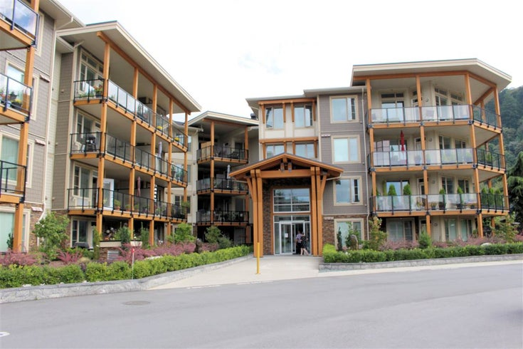 306 45746 KEITH WILSON ROAD - Vedder S Watson-Promontory Apartment/Condo for sale, 2 Bedrooms (R2528085)