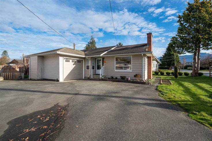 46257 BROOKS AVENUE - Chilliwack E Young-Yale House/Single Family for sale, 3 Bedrooms (R2528094)
