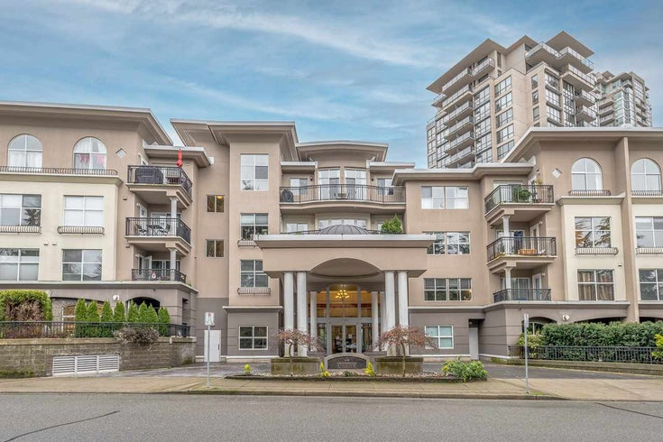308 1185 PACIFIC STREET - North Coquitlam Apartment/Condo for sale, 1 Bedroom (R2528120)