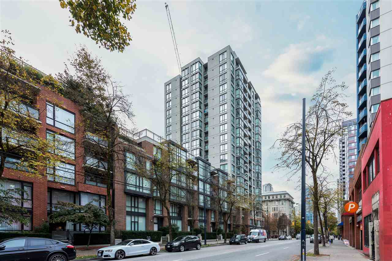 212 1082 SEYMOUR STREET - Downtown VW Apartment/Condo for sale, 2 Bedrooms (R2528140) - #1