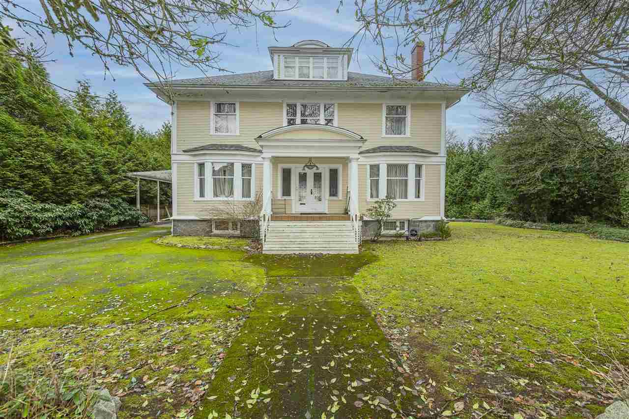 1453 LAURIER AVENUE - Shaughnessy House/Single Family for sale, 7 Bedrooms (R2528142)