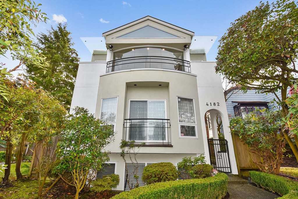 4182 W 11TH AVENUE - Point Grey House/Single Family for sale, 4 Bedrooms (R2528148) - #1