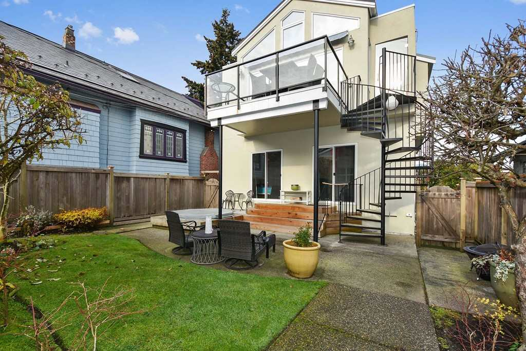4182 W 11TH AVENUE - Point Grey House/Single Family for sale, 4 Bedrooms (R2528148) - #20