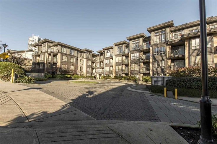 303 225 FRANCIS WAY - Fraserview NW Apartment/Condo for sale, 1 Bedroom (R2528179)