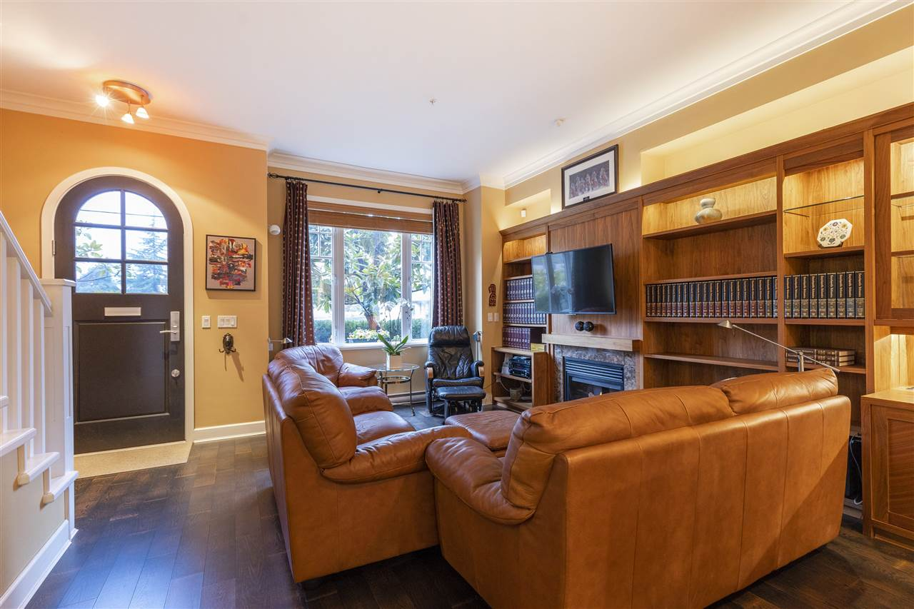 5338 OAK STREET - Cambie Townhouse for sale, 3 Bedrooms (R2528197) - #2