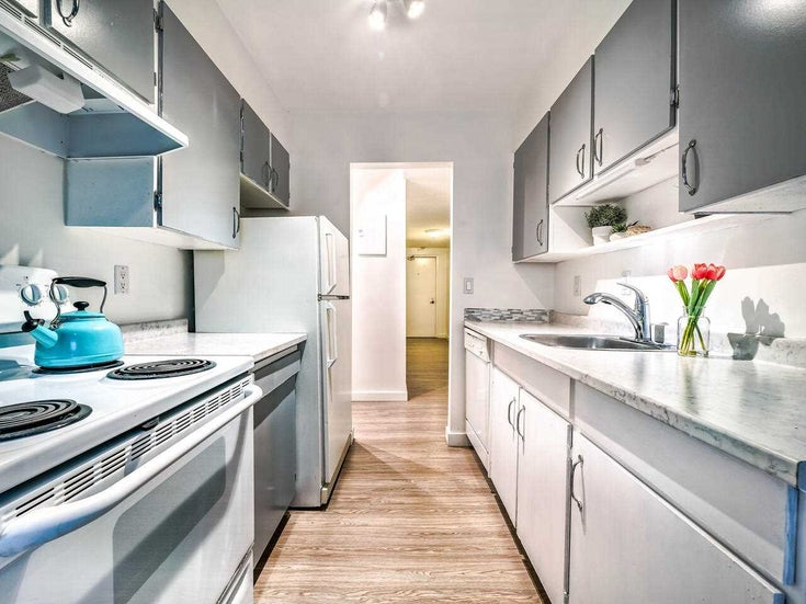 108 2250 OXFORD STREET - Hastings Apartment/Condo for sale, 1 Bedroom (R2528239)