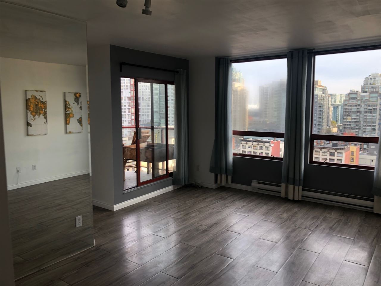 1107 811 HELMCKEN STREET - Downtown VW Apartment/Condo for sale, 1 Bedroom (R2528257) - #1