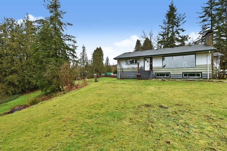 8541 GAGLARDI STREET - Mission-West House with Acreage for sale, 4 Bedrooms (R2528262)