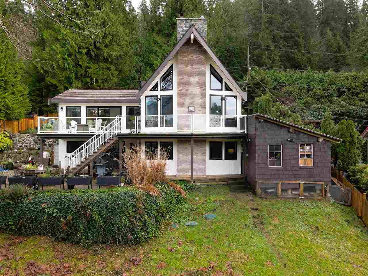 4103 BEDWELL BAY ROAD - Belcarra House/Single Family for sale, 5 Bedrooms (R2528264) - #22