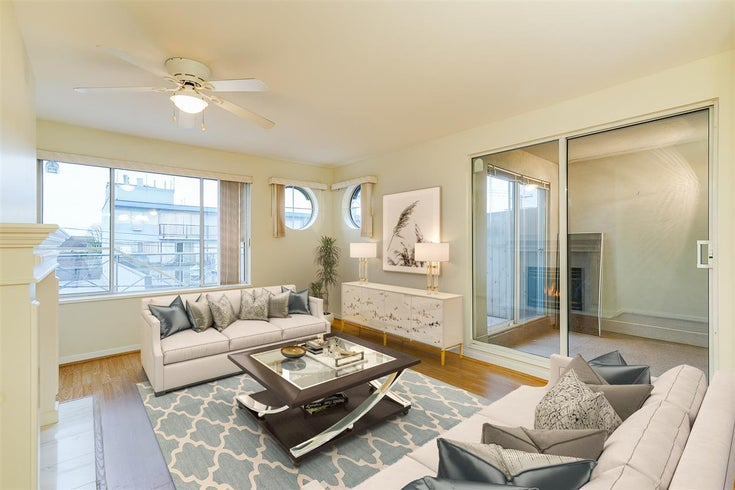 316 6475 CHESTER STREET - South Vancouver Apartment/Condo for sale, 1 Bedroom (R2528266)