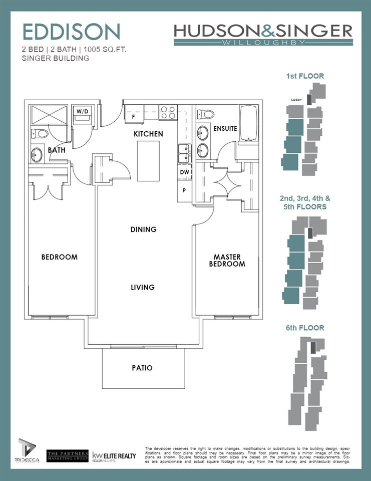 508B 20838 78B AVENUE - Willoughby Heights Apartment/Condo for sale, 2 Bedrooms (R2528270) - #9