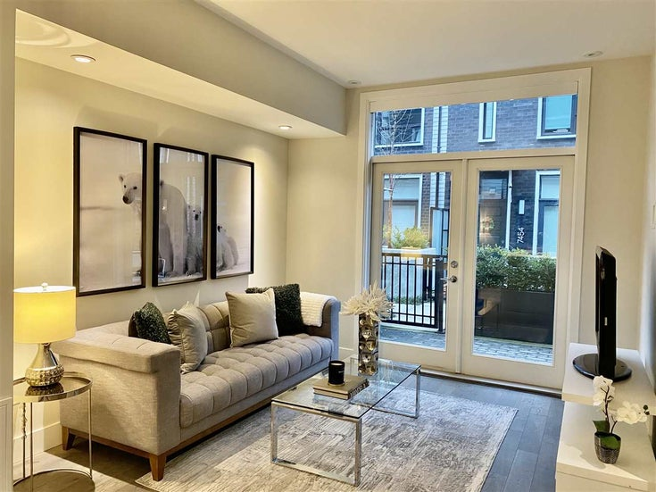 7474 GRANVILLE STREET - South Granville Townhouse for sale, 3 Bedrooms (R2528285)