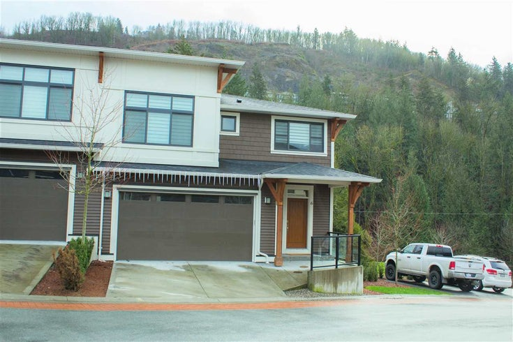 6 43685 CHILLIWACK MOUNTAIN ROAD - Chilliwack Mountain Townhouse for sale, 4 Bedrooms (R2528293)