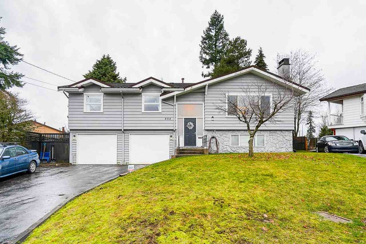 804 CORNELL AVENUE - Coquitlam West House/Single Family for sale, 4 Bedrooms (R2528295)