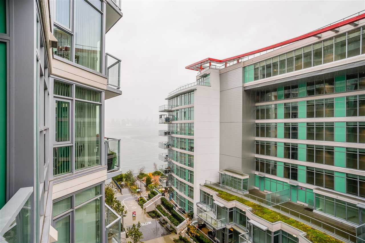 606 199 VICTORY SHIP WAY - Lower Lonsdale Apartment/Condo for sale, 1 Bedroom (R2528312) - #1