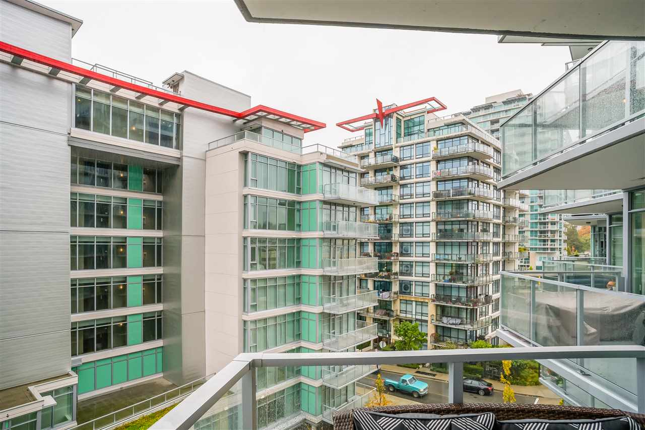 606 199 VICTORY SHIP WAY - Lower Lonsdale Apartment/Condo for sale, 1 Bedroom (R2528312) - #28