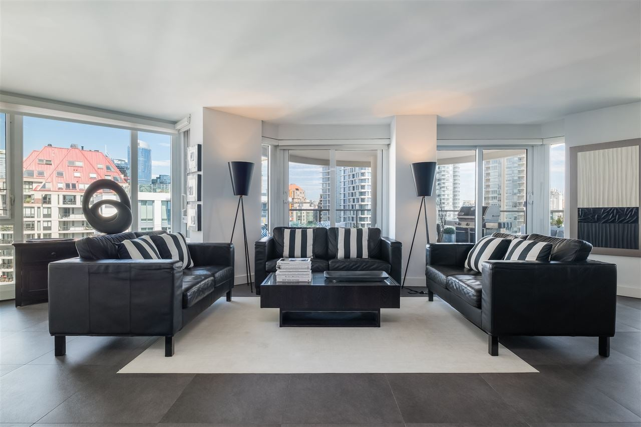 1904 1020 HARWOOD STREET - West End VW Apartment/Condo for sale, 3 Bedrooms (R2528323) - #2