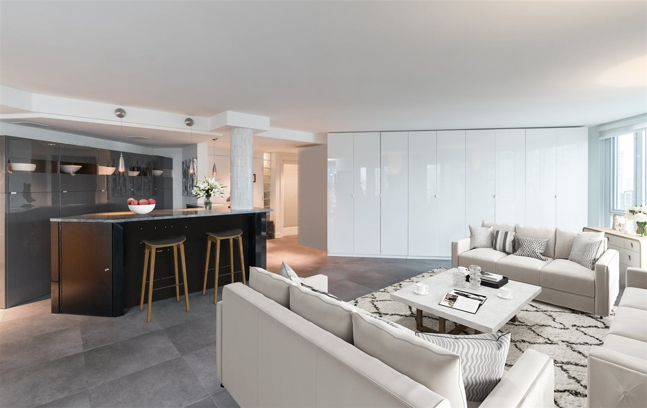 1904 1020 HARWOOD STREET - West End VW Apartment/Condo for sale, 3 Bedrooms (R2528323) - #6