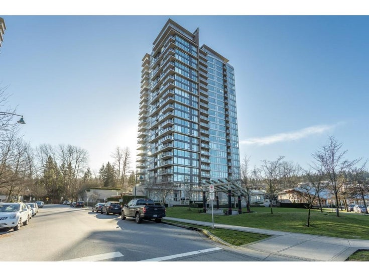 501 651 NOOTKA WAY - Port Moody Centre Apartment/Condo for sale, 2 Bedrooms (R2528359)