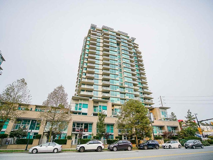 604 188 E ESPLANADE - Lower Lonsdale Apartment/Condo for sale, 2 Bedrooms (R2528391)