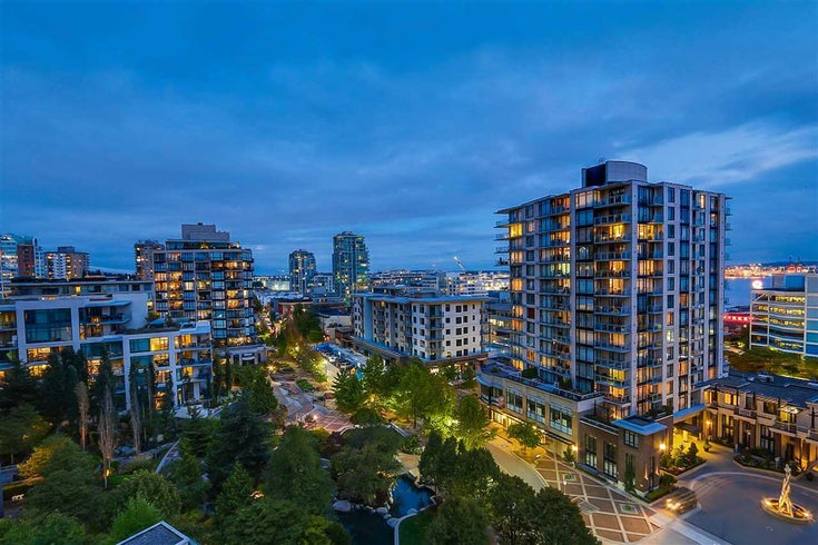 1002 170 W 1ST STREET - Lower Lonsdale Apartment/Condo for sale, 2 Bedrooms (R2528414)