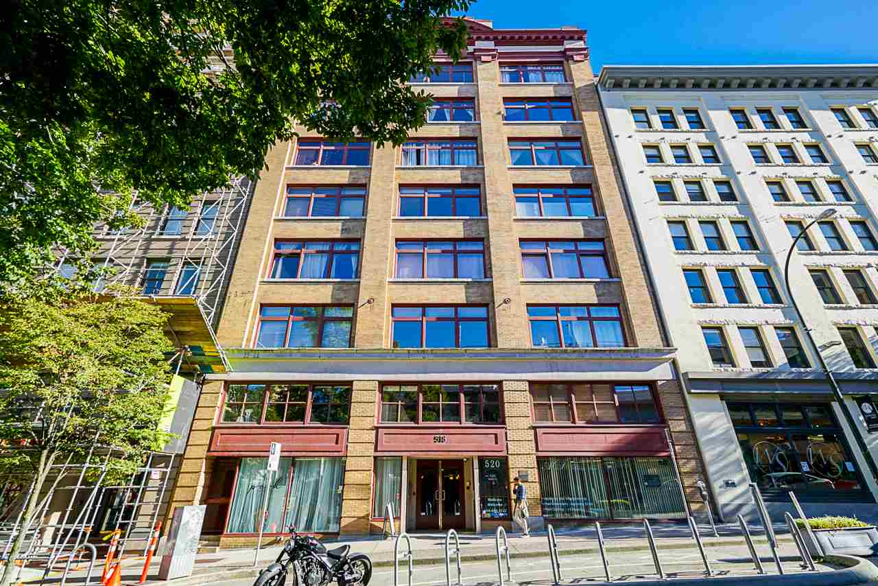 B1 518 BEATTY STREET - Downtown VW Apartment/Condo for sale, 1 Bedroom (R2528416) - #1