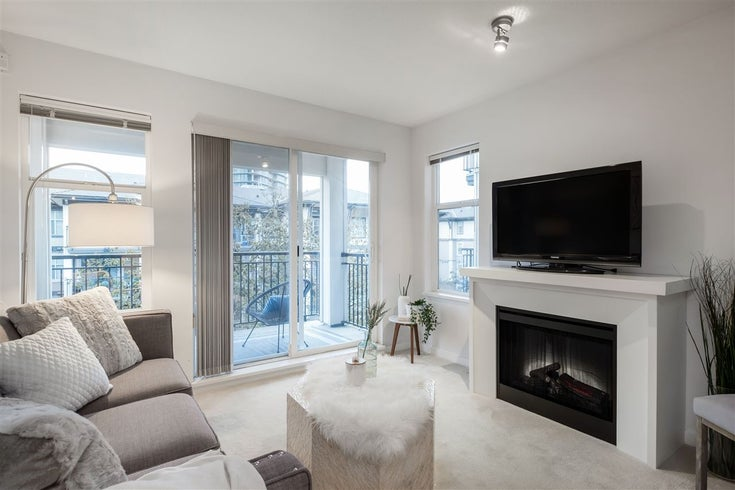 206 4799 BRENTWOOD DRIVE - Brentwood Park Apartment/Condo for sale, 1 Bedroom (R2528422)