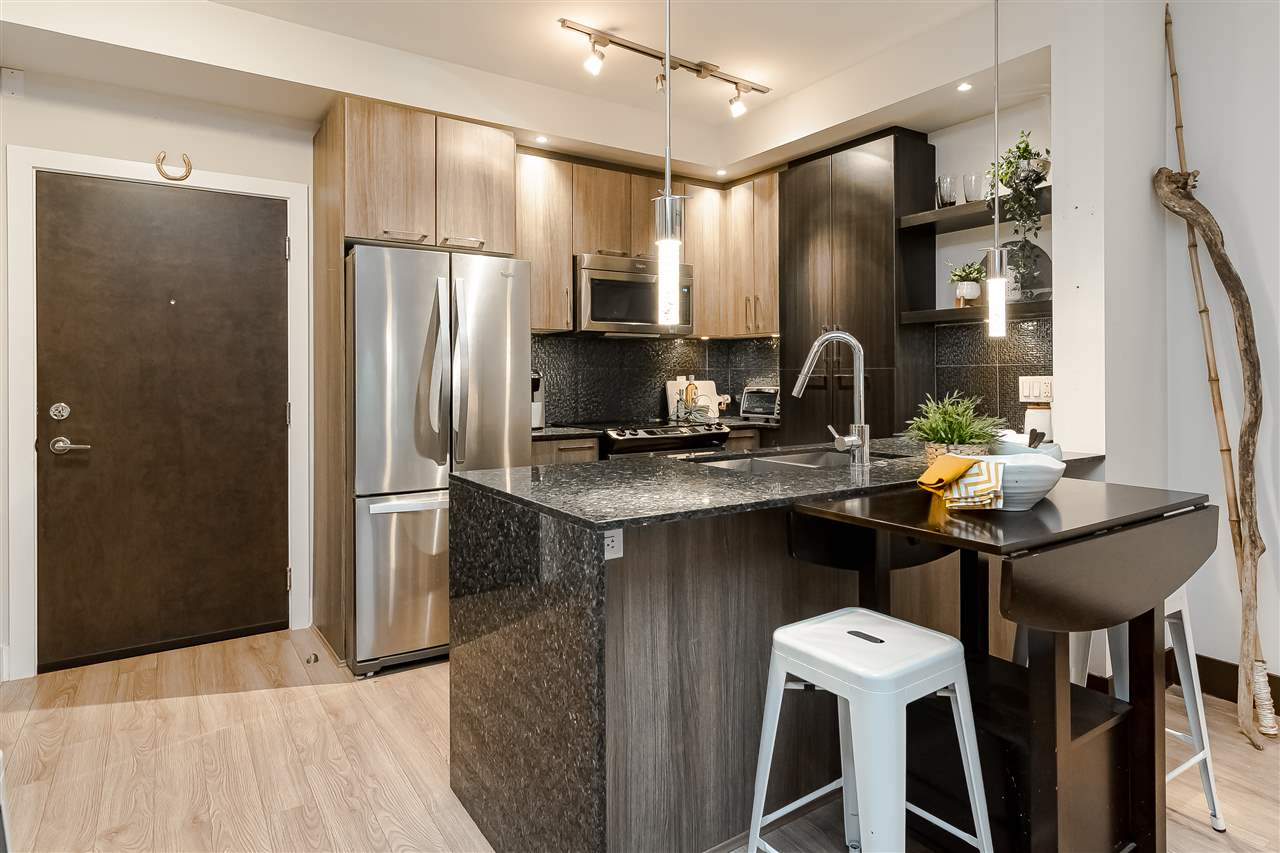 C102 20211 66 AVENUE - Willoughby Heights Apartment/Condo for sale, 1 Bedroom (R2528453) - #1