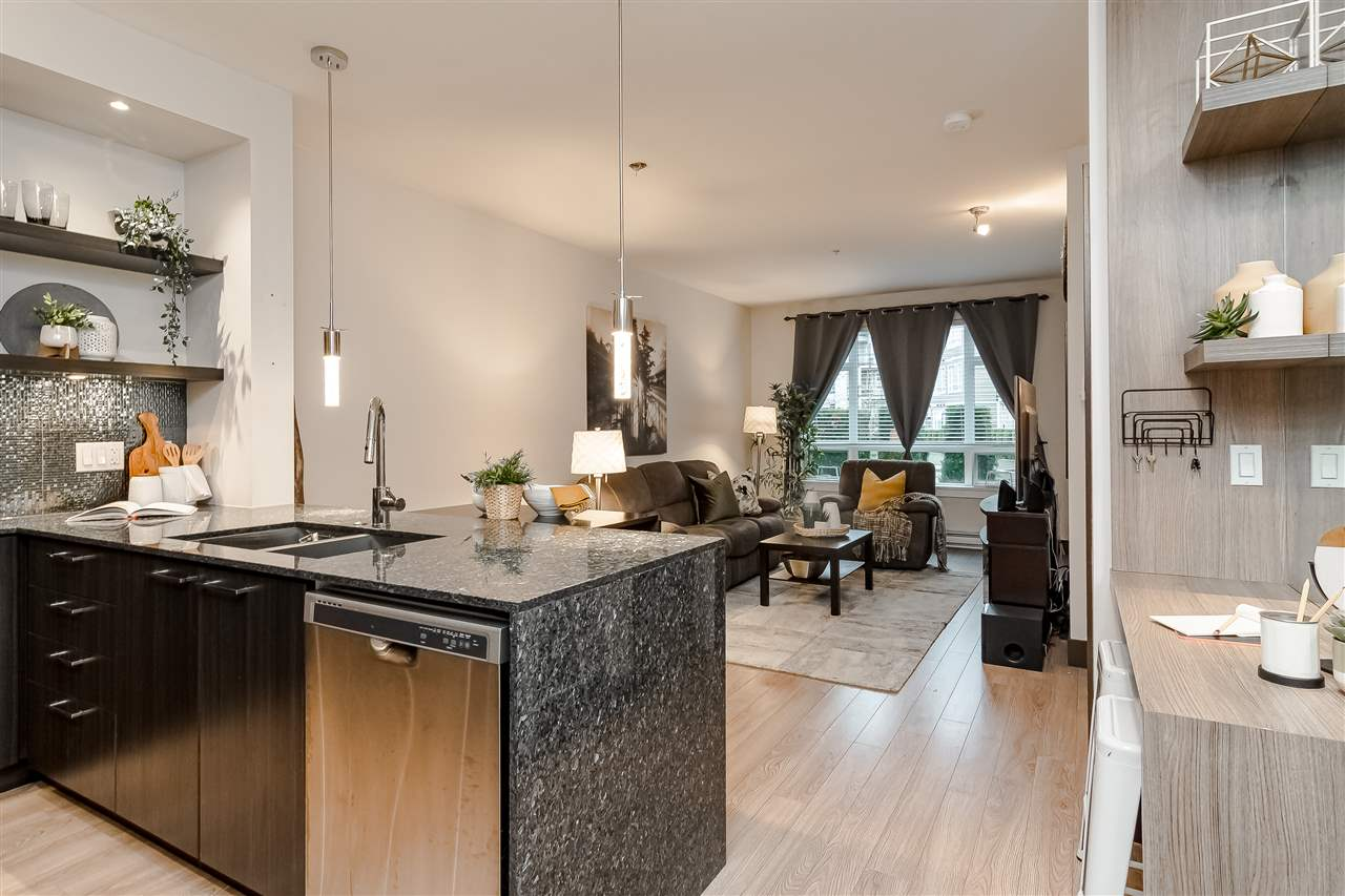 C102 20211 66 AVENUE - Willoughby Heights Apartment/Condo for sale, 1 Bedroom (R2528453) - #3