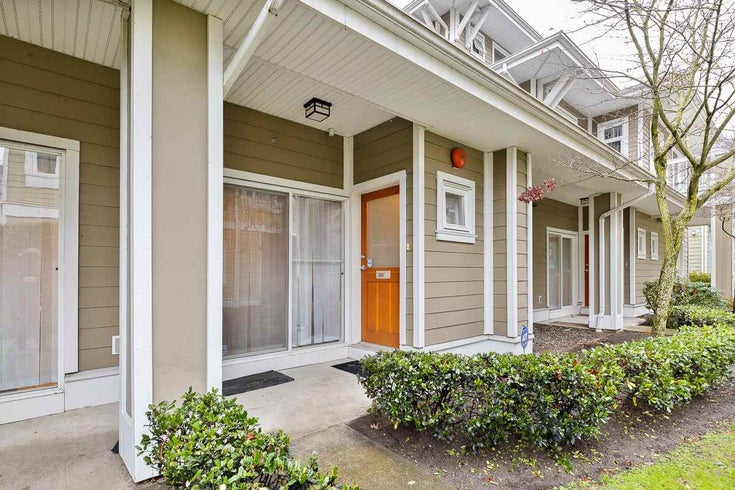20 7388 MACPHERSON AVENUE - Metrotown Townhouse for sale, 1 Bedroom (R2528467)