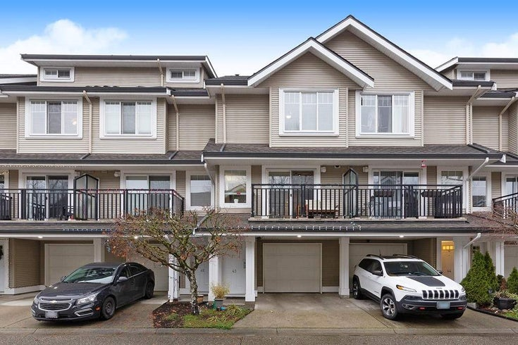 43 2927 FREMONT STREET - Riverwood Townhouse for sale, 2 Bedrooms (R2528485)