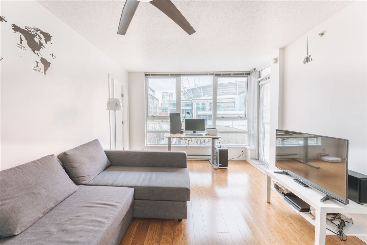 607 939 EXPO BOULEVARD - Yaletown Apartment/Condo for sale, 1 Bedroom (R2528497) - #2