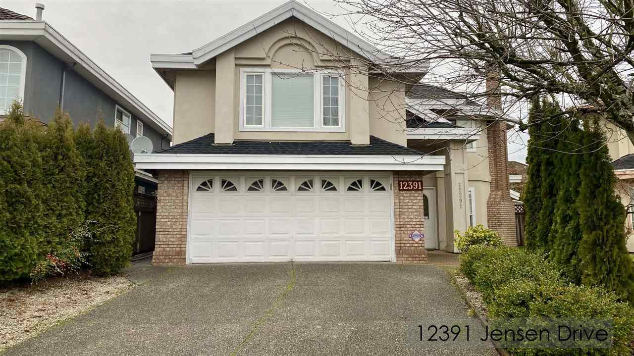 12391 JENSEN DRIVE - East Cambie House/Single Family for sale, 6 Bedrooms (R2528501)