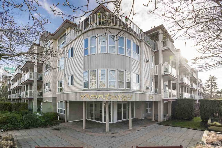 101 1588 BEST STREET - White Rock Apartment/Condo for sale, 2 Bedrooms (R2528525)