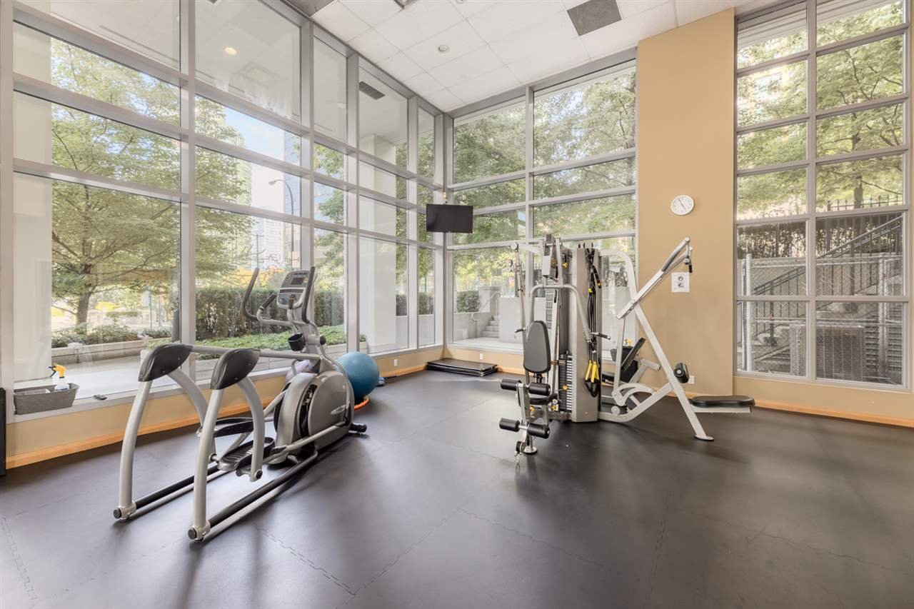 1306 1420 W GEORGIA STREET - West End VW Apartment/Condo for sale, 1 Bedroom (R2528538) - #14