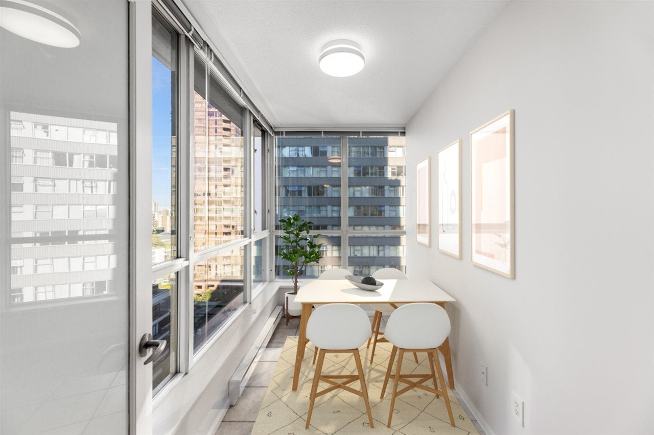 1306 1420 W GEORGIA STREET - West End VW Apartment/Condo for sale, 1 Bedroom (R2528538) - #4