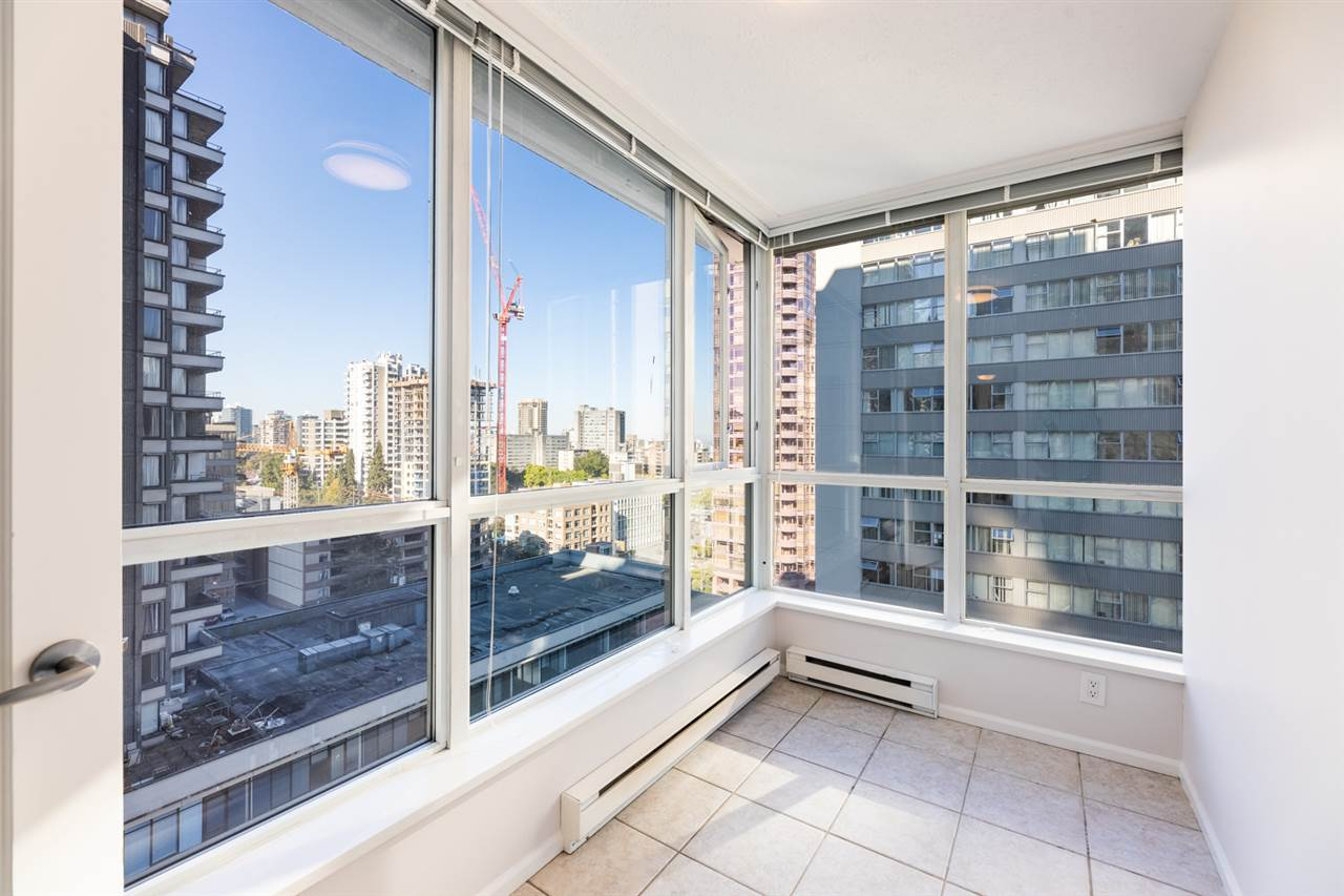 1306 1420 W GEORGIA STREET - West End VW Apartment/Condo for sale, 1 Bedroom (R2528538) - #5