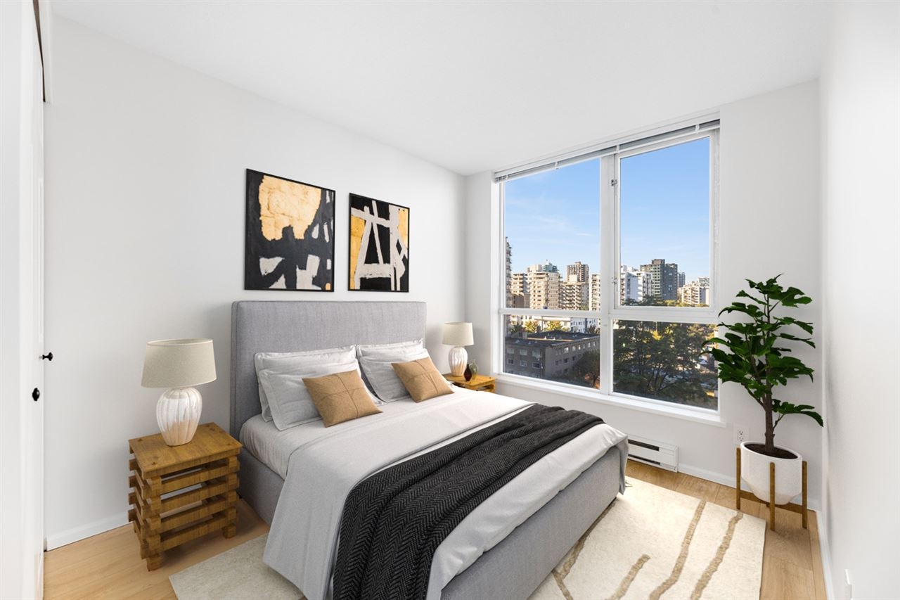 1306 1420 W GEORGIA STREET - West End VW Apartment/Condo for sale, 1 Bedroom (R2528538) - #7