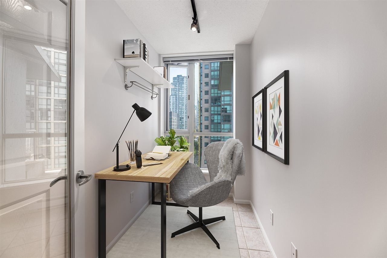 1102 1420 W GEORGIA STREET - West End VW Apartment/Condo for sale, 2 Bedrooms (R2528541) - #6