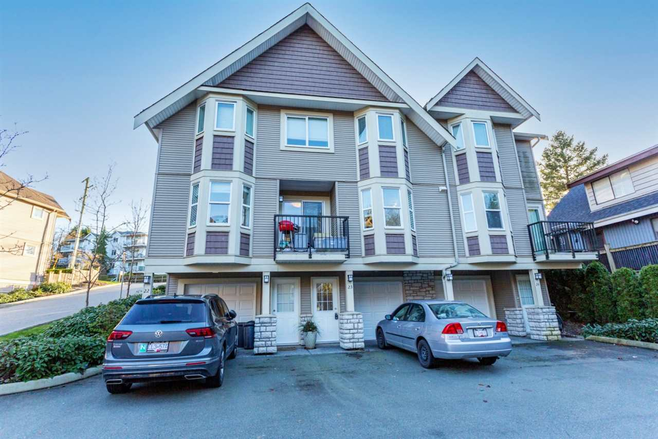 23 33313 GEORGE FERGUSON WAY - Central Abbotsford Townhouse for sale, 3 Bedrooms (R2528569) - #1
